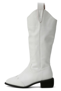 Middle & Long Basic Type Western Boots 9148