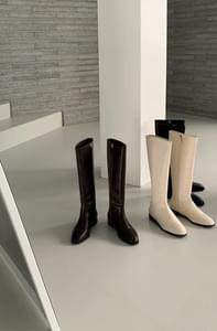 simple long boots