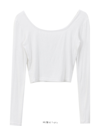 Square Cropped T-shirt