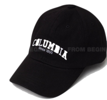 Colombia embroidered ball cap