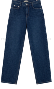 Awesome Wide Date Denim Pants