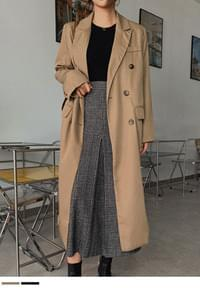 keep it double button coat