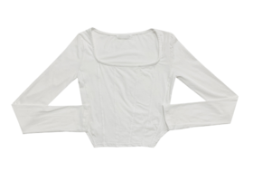 holt square cropped T-shirt