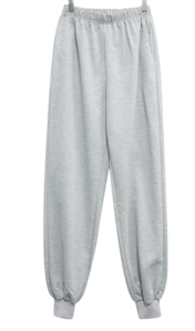A collection of sweatpants for the front of the house