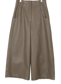 Dory leather trousers