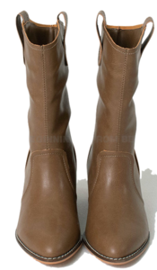 sharp line middle western boots