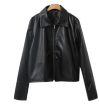 Norm Core Leather Jacket