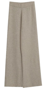 Short Recommend Lina Knitwear Flared Pants